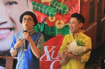 Thành Lộc và Don Nguyễn kết hợp với nhau trong album Tết