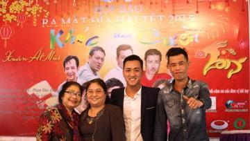 Phim Tết: Khóc hay cười chính thức ra mắt khán giả Hà Nội