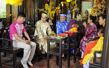 Phim truyền hình Tết, đưa văn hóa Tết Việt vào phim
