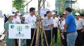 TPHCM phát động tết trồng cây nhớ ơn Bác Hồ