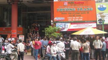 Nhà xe Phương Trang bắt đầu bán vé xe Tết