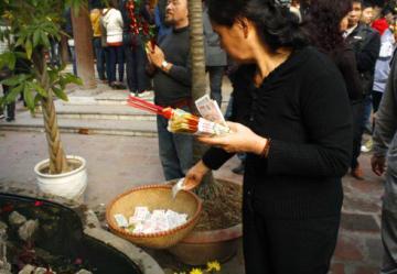 Những lưu ý khi đi lễ chùa ngày đầu năm